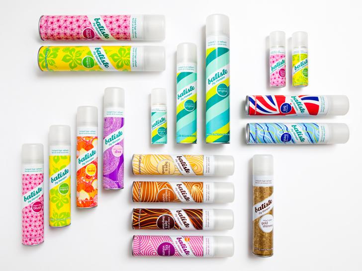 Batiste product range