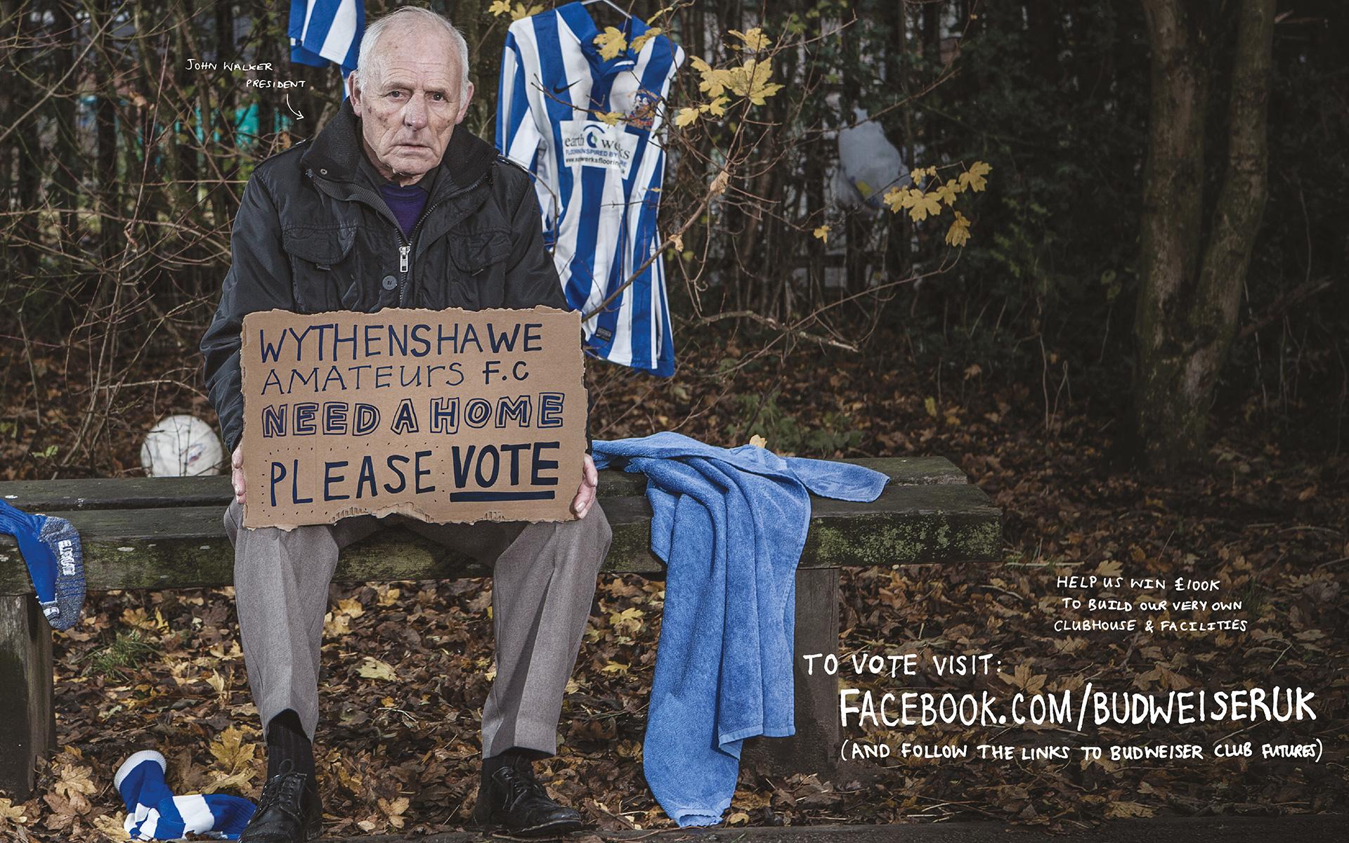 Wythenshawe-Amateurs-Campaign-Advert-Hairdryer