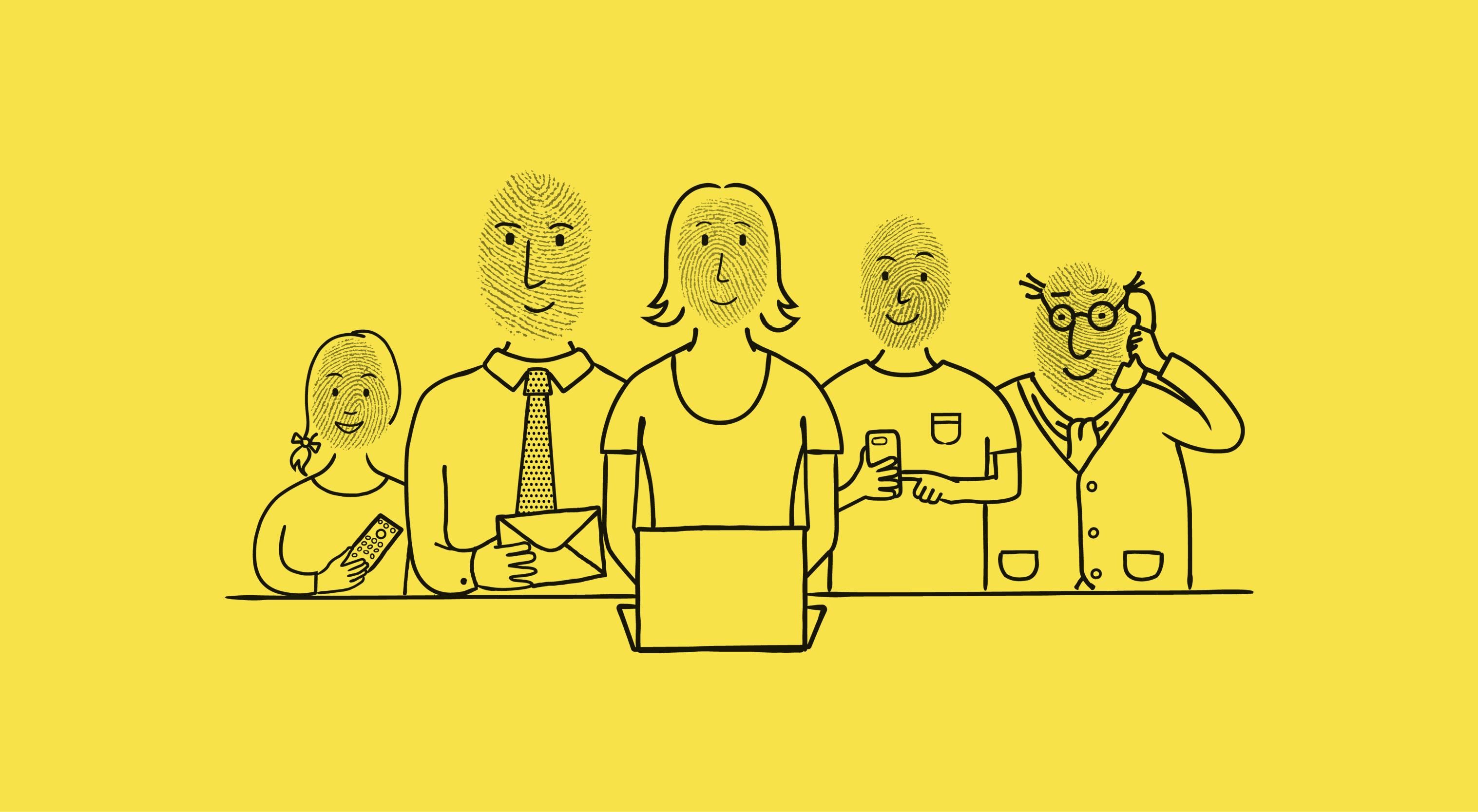 Data-head family