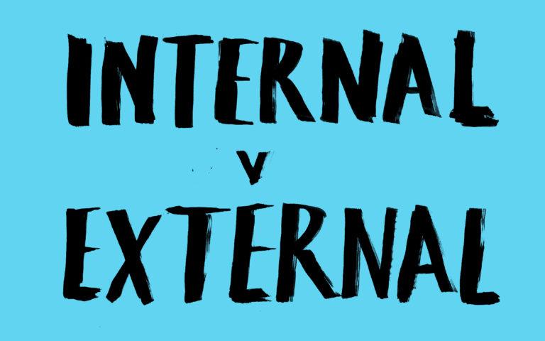 Internal vs external agencies: How should it work?
