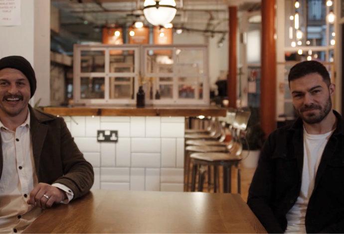 Position Project Film | Jon Wilkin & Mark Flanagan, Pot Kettle Black