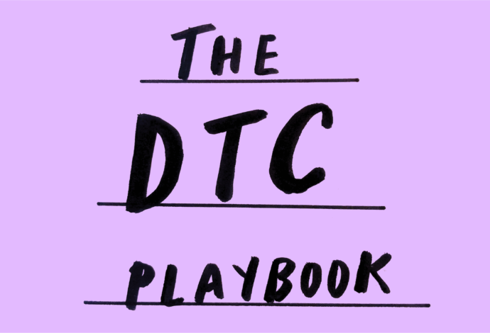 Playbook | How to build a world beating DTC brand